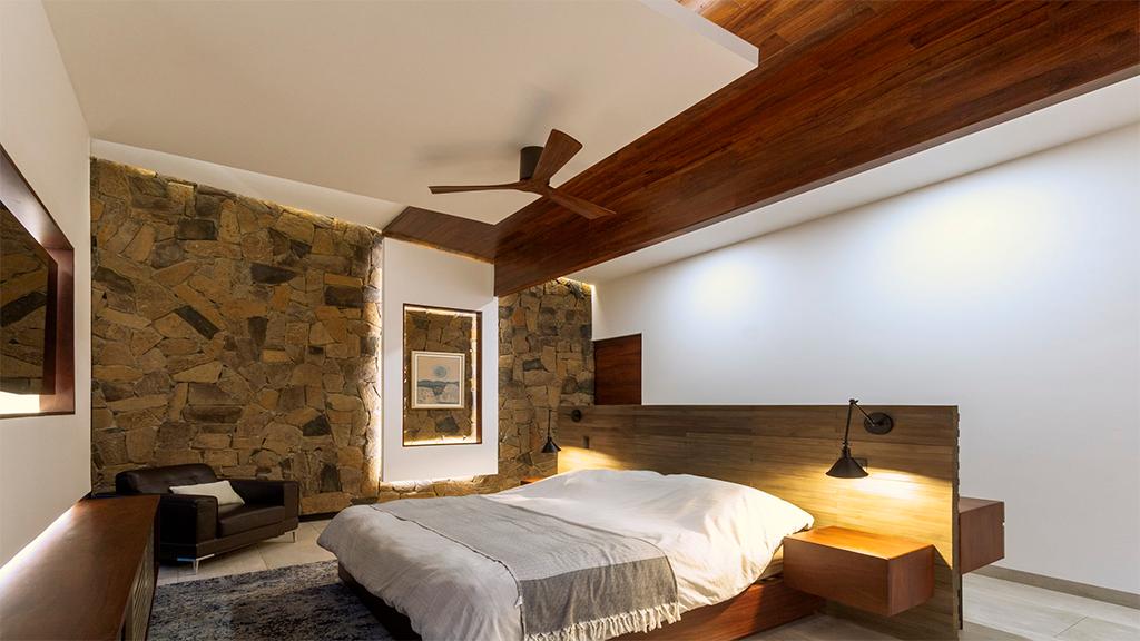 Nicaraguan Pacific bed room